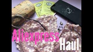 HAUL ALIEXPRESS | Carcasas, Deporte, Beauty, Ropa...