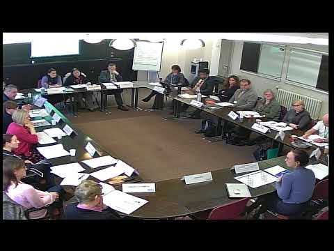 Health Overview & Scrutiny Panel - 22 February 2018