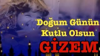 GİZEM İyi ki Doğdun :)  3. VERSİYON, KOMİK DOĞUMGÜNÜ VİDEOSU Made in Turkey :) 🎂
