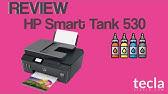 Hp Smart Tank 530 Youtube
