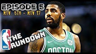Celtics Best Team, Porzingis + More! [NBA Rundown Episode 5]