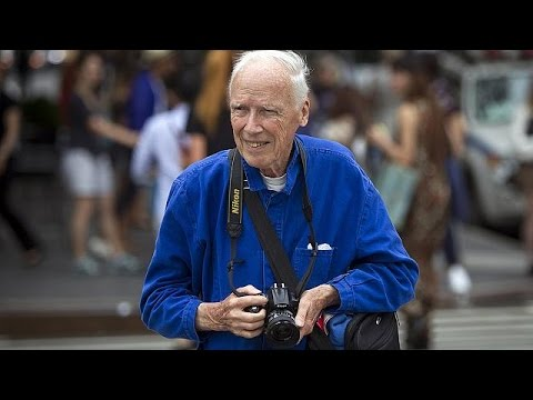 Meghalt Bill Cunningham, a New York Times divatfotósa