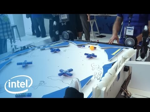 The Ultimate MakerSpace - IDF14   Intel