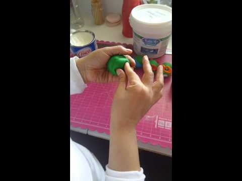 How to make ninja turtles face