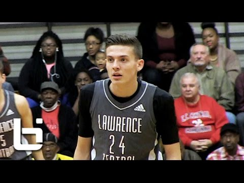 Crystal - VIDEO:  Virginia's Kyle Guy - A Lawrence Central Basketball Badass