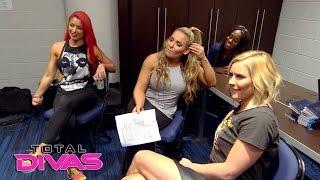 The Total Divas talk about WWE\'s Brand Extension: Total Divas Bonus Clip: Jan. 4, 2017