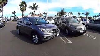 2014 2015 Honda CRV  EX comparison Review & test drive CR-V