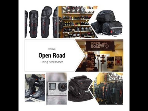 | Open Road | Ridding Accessories Shop |