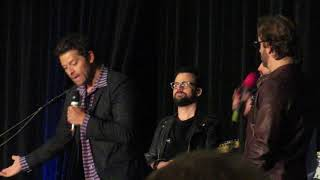 Torcon 2017 Misha Collins intro