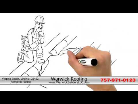 Warwick Builders LLC - Roof Repair info
