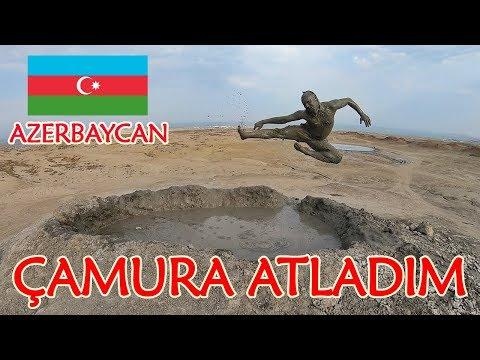 BALÇIK VOLKANI (ÇAMUR VOLKANI) AZERBAYCAN (MUD VOLCANO AZERBAIJAN) #9