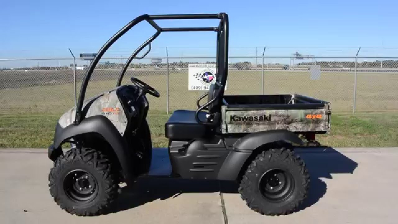Kawasaki Mule Youtube