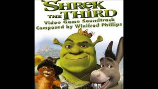 Shrek the Third Game Soundtrack - Credits Music v2