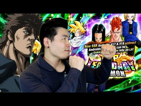 3 LRs IN A ROW! TIGER & JIN vs Legendary Banner Summons | Dragon Ball Z Dokkan Battle