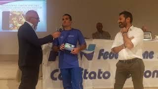 14.10.2018 Gran Galà FIN: Premiazione Daniel Douglas Di Pierro