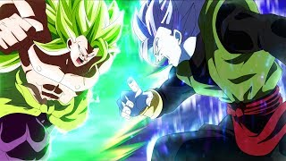The Entire Universe 13 Arc (Dragon Ball Super Kai) Merno Vs Broly Arc COMPLETE STORY