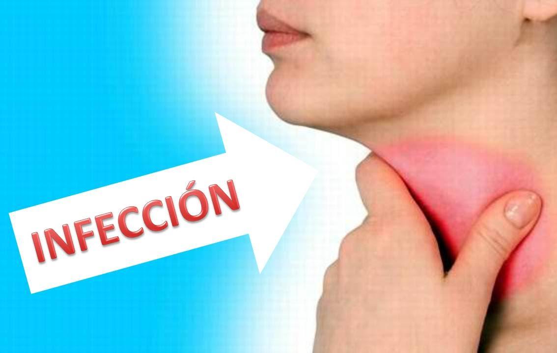 Infección de garganta como aliviarla en 4 horas - YouTube