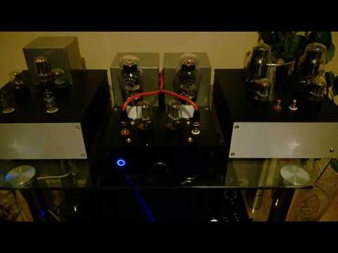 2a3 Tube SE Amplifier