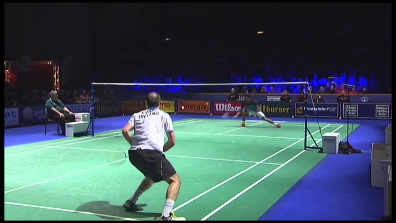 BITBURGER BADMINTON OPEN 2014 SF