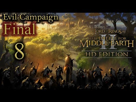 the-lord-of-the-rings:-the-battle-for-middle-earth-2-hd-edition---evil-campaign---part-8