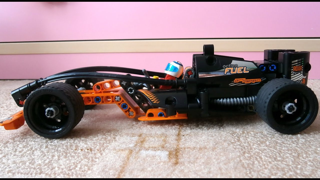 NEW LEGO Technic 42026 Black Champion Racer - YouTube