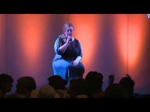 Adele Tribute - Make You Feel My Love
