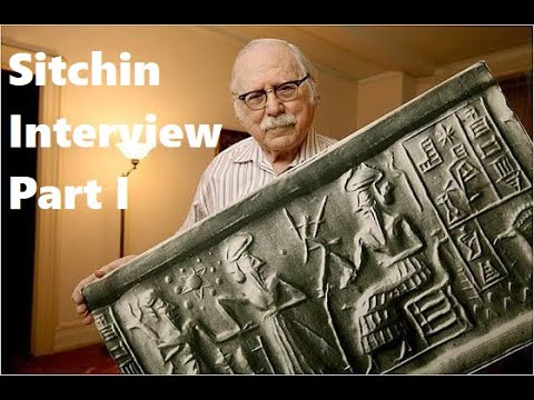 Zecharia Sitchin interview Part 1