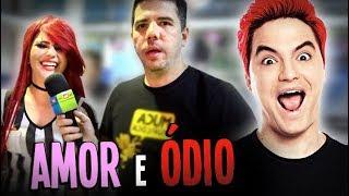 FELIPE NETO - O QUE ESTÃO FALANDO POR AÍ  | Animeingá - Maringá / PR [1/3]