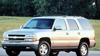 Chevrolet Tahoe V8 Review