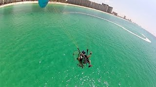 Running Into the Air: Powered Paragliding