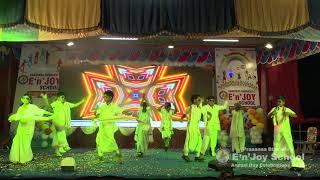 PANCHAKATTU   SOLO BOYS performed By E'n'Joy School