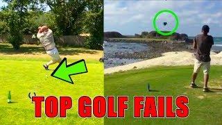 Golf Bloopers | Top Golf Fails