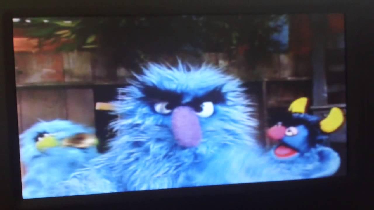 Sesame Street Monster Hits Youtube