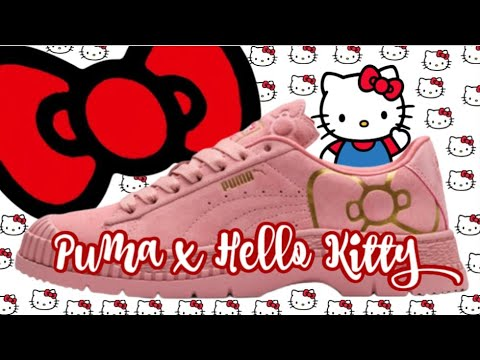 Puma X Hello Kitty [UNBOXING + TRY ON
