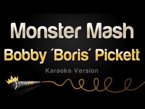 "Bobby ""Boris"" Pickett - Monster Mash (Karaoke Version)"