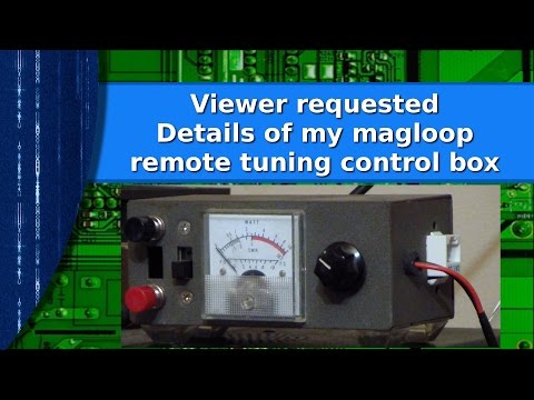 Magnetic Loop Great HF Apartment Antenna | FunnyCat TV