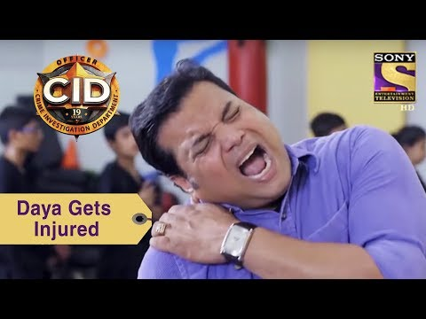 Your Favorite Character | Daya Gets Injured | CID