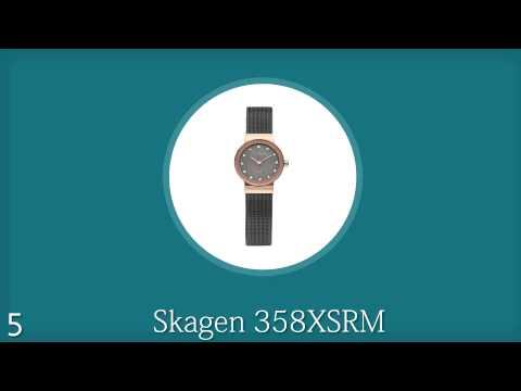 Sommerens topsælgende Skagen ure fra dansk forhandler