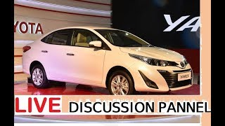 Toyota Yaris 2020 | Price Launch Variants Live Discussion