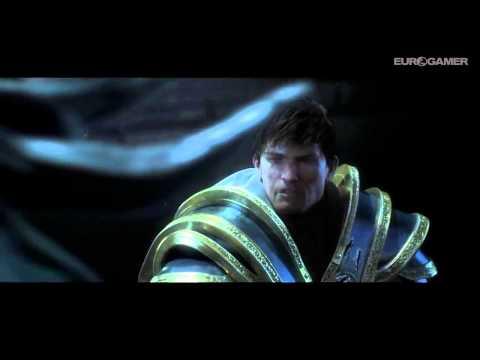 Trailer cinemático de League of Legends