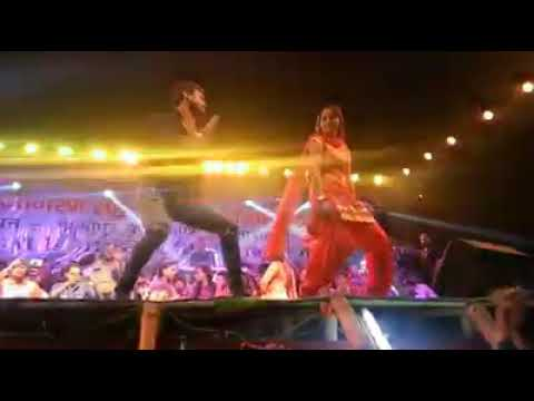 Khesari Lal and Sapna Choudhary Arkestra dance super hit song