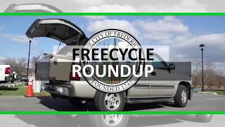 Freecycle Roundup - April 20, 2019
