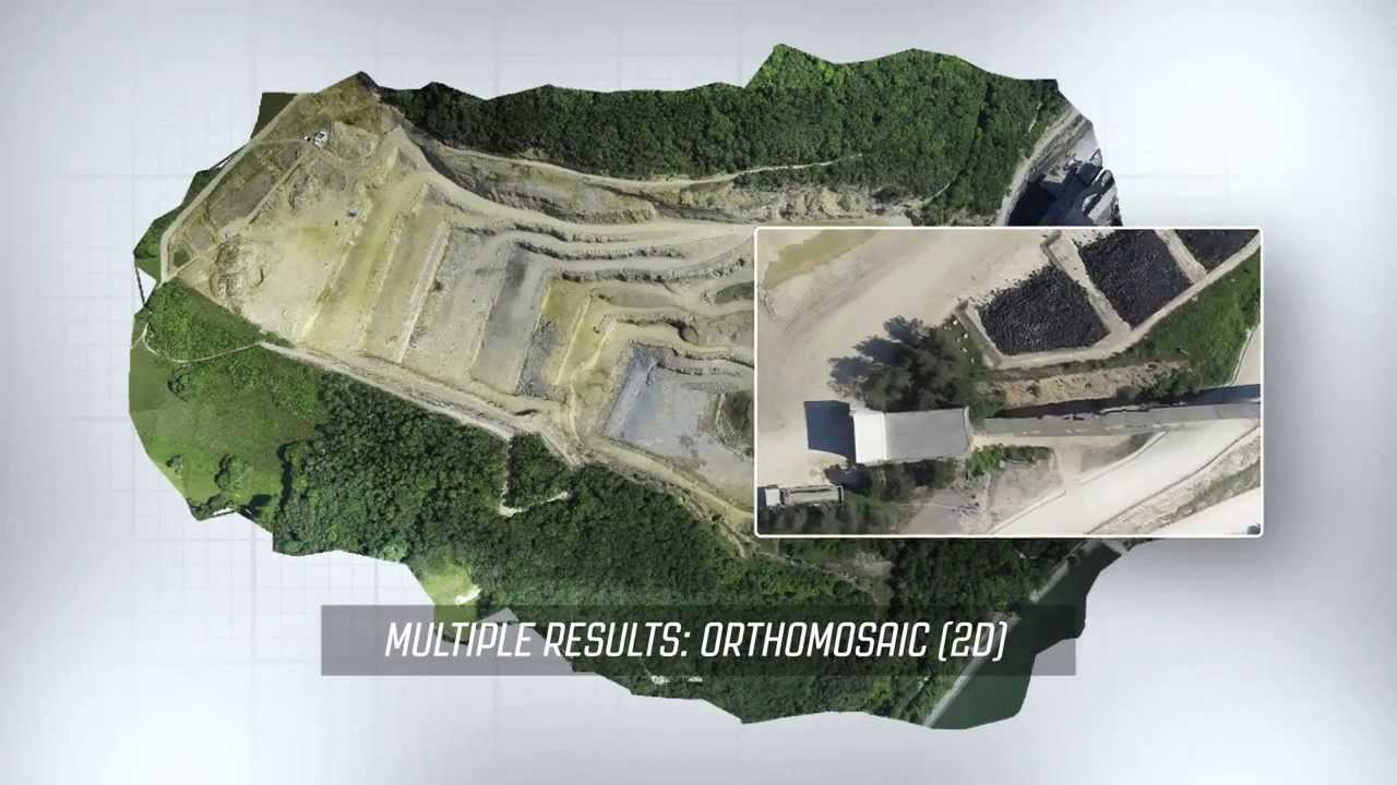 Pix4D Simply powerful aerial image processing software