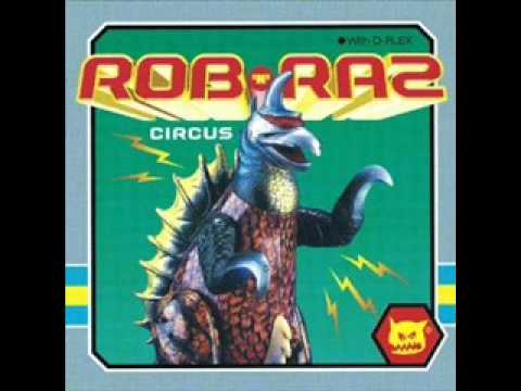 """Rob 'N' Raz """"Take A Ride"""""""