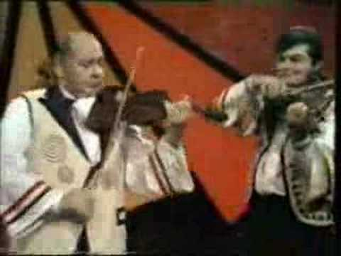 Gregor Serban 1976 at Age 67 With Herman Krebbers part 2