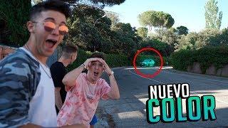 EL NUEVO COLOR SUPER CROMADO DE MI COCHE!! [bytarifa]