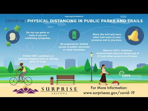 City of Surprise Parks Usage During COVID-19 video thumbnail