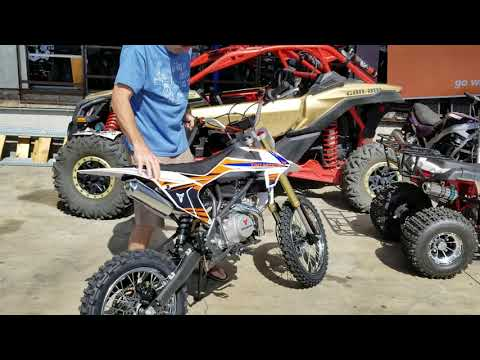 Tao Motor DBX1 by Powersports Gone Wild | 140cc Adult / Youth Dirt Bike for Sale