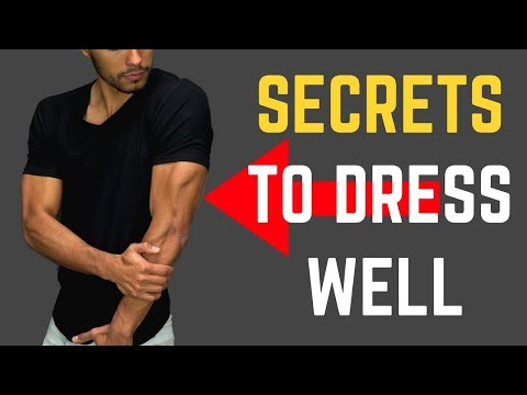6 Secrets to Dressing Well (No One Tells You About)