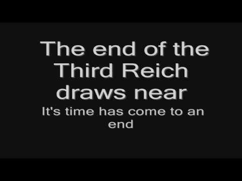 Sabaton - Panzerkampf (lyrics) HD